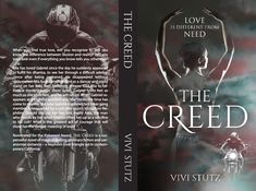 The Creed by Vivi Stutz, full wrap (added back & spine)