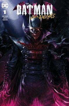 Batman Who Laughs #1 Mattina