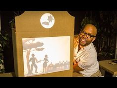 Ken Wingard has a fun DIY that kids will love, a Shadow Puppet Theater. He shares a video of his children enjoying the project once it is complete. He also p...