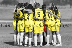 Football Girls, Teamwork, Believe, Goals, Facebook, Fitness, Quotes, Qoutes, Quotations