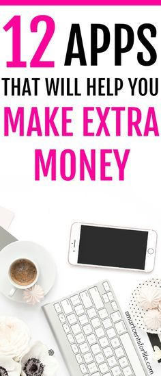 This list contains the best smartphone apps that will help you make extra money in your spare time or on the go. These apps are free to down. Earn Money Online Fast, Earn Money From Home, Make Money Fast, Free Money, Best Money Making Apps, Make Money Blogging, Money Tips, Saving Money, Money Hacks