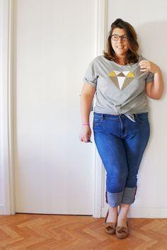 #plussize #psblogger #fatshion #fatshionista #fatacceptance #bodypositive #jean
