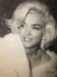 a5525c4ae7 Fancy Marilyn Monroe by Pop artist Kfir Moyal