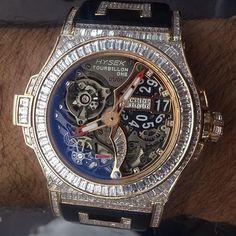 Hysek's Abyss Tourbillon Exceptional Timepiece