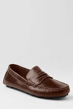 d411ed45b24 Men s Driving Moccasin Shoes from Lands  End Driving Moccasins