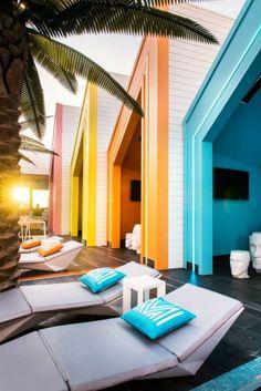 Matisse Beach Club Find Vondom furniture collection on https://www.barazzi.com/