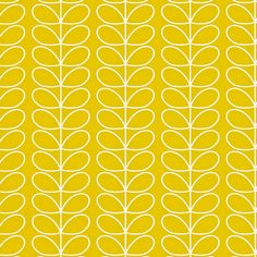 Linear stem - Orla Kiely wallpaper. Another possibility for the hall.