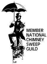 We are proud members of the National Chimney Sweep Guild.