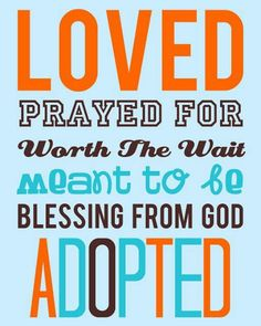 My favorite! Although this is technically not an adoption announcement, I think it would make a great one. Adoption Shower, Open Adoption, Foster Care Adoption, Adoption Day, Foster To Adopt, Adoption Process, China Adoption, Foster Baby, Adoption Gifts
