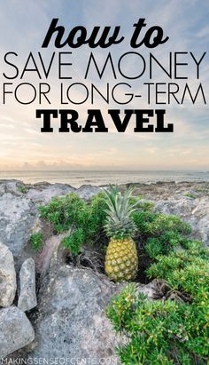 Long-term travel is a dream for many. However, it doesn't have to be. After reading this blog post, you'll know exactly what it takes to travel long-term!