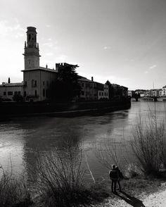 Riverside ....(Verona B&W)........#walk#river#riverside#walking#marzoinveneto#oldschool#photographer#picture#pic#photogrid#fineart#white#blackandwhite#black#bnw#bridge#church#sunday#romantic#italy#italia#igersitalia#art#travel#verona#veneto#awesome#beautifulday#architecture#postcard by rchiddoraf