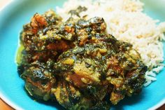 Lamb Saag is my favorite Indian dish. Now that I can successfully make my own Mango Lassi, Lamb Saag is the next step. Lamb Recipes, Curry Recipes, Slow Cooker Recipes, Vegetarian Recipes, Cooking Recipes, Beans Recipes, Savoury Recipes, Spinach Indian Recipes, Indian Food Recipes