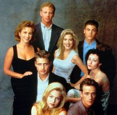 Beverly Hills, 90210/ I will always love this show!
