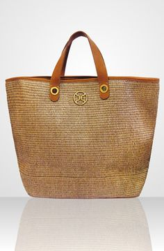 understated, elegant, neutral, big beach bag - goes with everything and can also work as a picnic tote for summer -smb