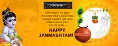 Happy Janmashtami #EliteInvestmentAdvisoryServices Happy Janmashtami, Festival Image, Love Him, Investing, Life