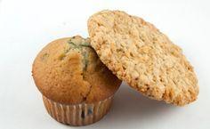 Magdalenas de avena y manzana bajas en calorías - IMujer
