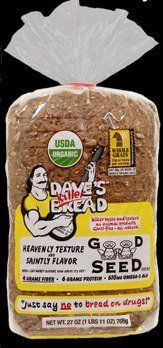 Dave's Killer Bread - Good Seed Bread - 2 loaves - USDA O... https://www.amazon.com/dp/B00AWWMYAA/ref=cm_sw_r_pi_dp_H2CMxbT6S2MK6  5 each
