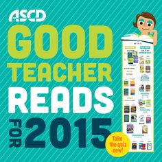 Looking for a book to read in 2015? Check out ASCD's list of recommended books for teachers!