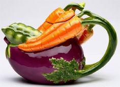 eggplant & carrots