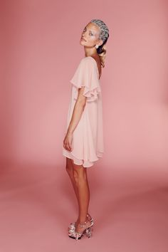 Amanda wears our Designer Edition collection - in a limited run of about 15 pieces each, exclusive to WILDFOX.com