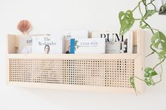 DIY (Ikea hack) rattan bead head by September Edit Diy Furniture Plans, Home Furniture, Furniture Design, Ideias Diy, Home And Deco, Cool Diy Projects, Rattan, Living Room Decor, Diy Home Decor