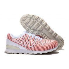 d6e8cb5d6abd New Balance 996 Hvid Pink Dame Sko New Balance 996