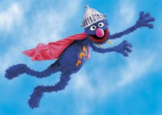 Supergrover to the rescue...