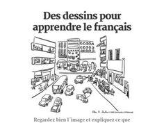 Des dessins pour apprendre le français