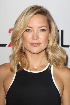 Kate Hudson at the 2015 launch of FL2. http://beautyeditor.ca/2015/06/15/best-celebrity-beauty-looks-bryce-dallas-howard