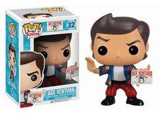 Pop! Movies: Ace Ventura Pet Detective