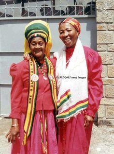 Ma Shanti & Empress Baugh in Ethiopia