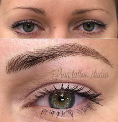 How to enhance your makeup Mircoblading Eyebrows, Permanent Makeup Eyebrows, Eyebrow Makeup, Hair Makeup, Makeup Names, Phi Brows, Brow Tutorial, Eye Cream For Dark Circles, Eyebrow Tattoo