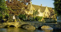 Bourton-on-the-water, UK