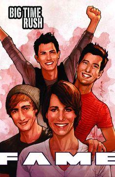 Fame 1: Big Time Rush
