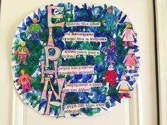 ειρηνη Peace Crafts, 28th October, War, School