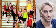 """Med daglig skolidrott på schemat skulle barnen prestera bättre i skolan.Det menar Anders Hansen, överläkare i psykiatri, som i sin nya bok """"Hjärnstark"""" beskriver hur konditionsträning ger ökad koncentration och inlärningsförmåga, bättre minne och högre intelligens."""
