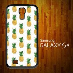 B1335 Cute pineapple Samsung Galaxy S4 Case   statusisasi - Accessories on ArtFire