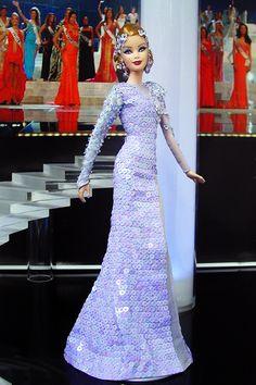 Miss Vermont Barbie Doll 2013