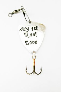 Personalized Fishing Lure Father of the Bride Dad by RobertaValle