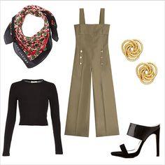 How to Wear a Bandana   POPSUGAR Fashion