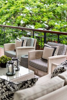 Outdoor LIVING ~ Highgate House
