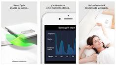 Sleep Cycle un despertador inteligente que nos despierta en la fase de sueño más ligero   Estamos seguros de que a muchos de nosotros nos cuesta comenzar la jornada por la mañana y es que son muchas las personas que afirman levantarse cansados tras apagar el despertador. Por ello te hablaremos de Sleep Cycle un despertador para iOS y Android que se encarga de analizar nuestro descanso con el objetivo de despertarnos en la fase de sueño más ligero.  Tal y como afirman sus creadores el…
