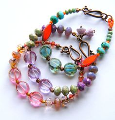 some beautiful creations by Nayas Art on Etsy