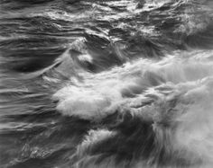 Available for sale from Robert Mann Gallery, Chip Hooper, Surf Silver print, 44 × 56 in Abstract Photography, Artistic Photography, Fine Art Photography, Artist Biography, Depth Of Field, Contemporary Artists, Surfing, Artsy, Gallery