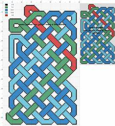 Celtic Cross Stitch, Cross Stitch Art, Cross Stitch Designs, Cross Stitching, Cross Stitch Embroidery, Bag Crochet, Filet Crochet, Celtic Patterns, Celtic Knot