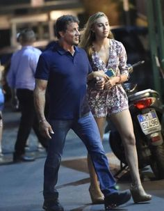 Sylvester #Stallone a #Portofino #celebrity #fashion #style