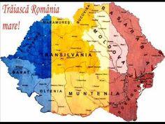 Despre Romania Mare 1918 (Harta si Date istorice) ⋆ Afla Adevarul Republica Moldova, Historical Maps, History Facts, 1 Decembrie 1918, Artwork, Apple, Country, School, Christians