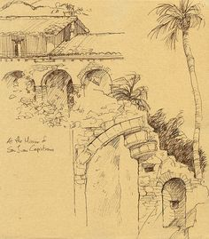 james richards sketches - Google Search | Pen Sketch ...