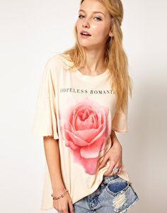 Wildfox Hopeless Romantic T-Shirt