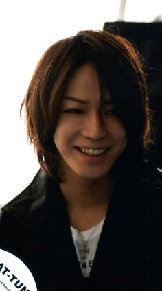 Kamenashi Kazuya Smile